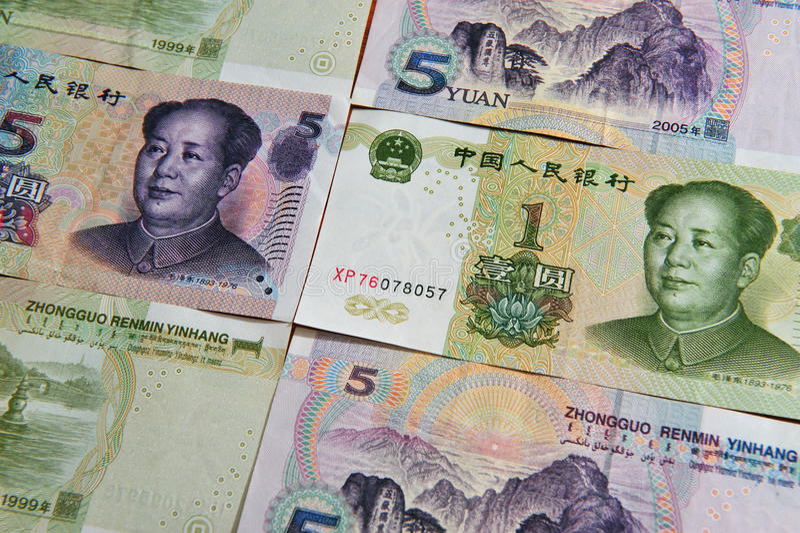 Download Chinese money - Yuan Bills stock image. Image of dollar - 17052723