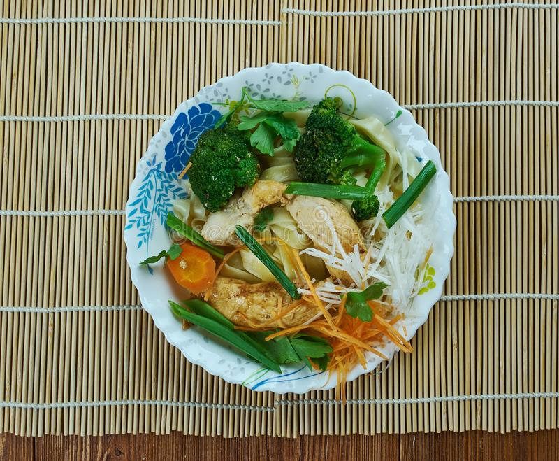 Download Chinese Moo Goo Gai Pan stock photo. Image of cantonese - 102337554
