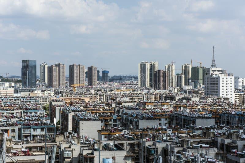 China Kunming City Scenery stock image