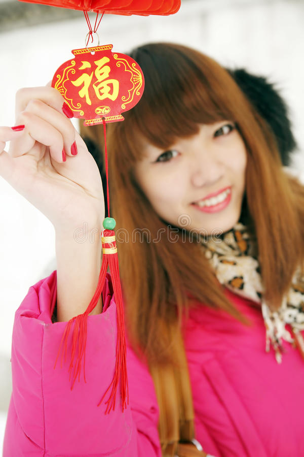 Download Chinese new year stock photo. Image of asian, feeling - 18319220