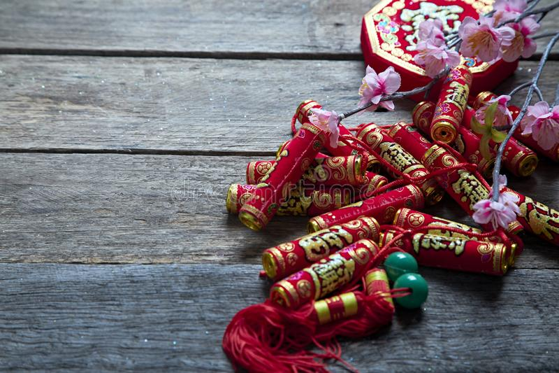 Chinese new year Celebrate 2019 stock photography