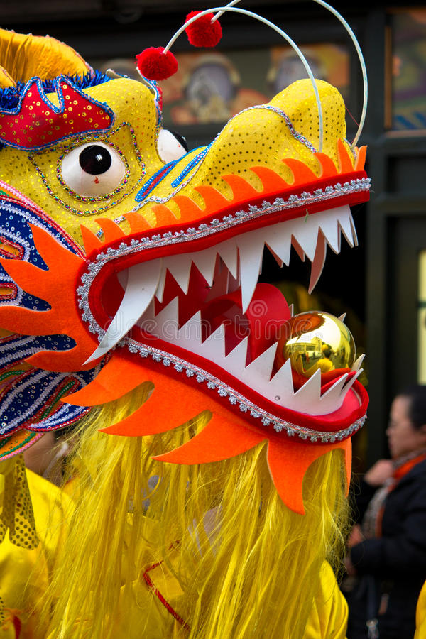 Chinese New Year royalty free stock photos