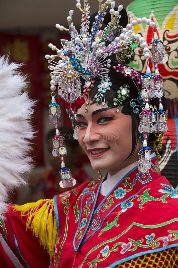Chinese New Year Celebrations - Bangkok - Thailand stock photos
