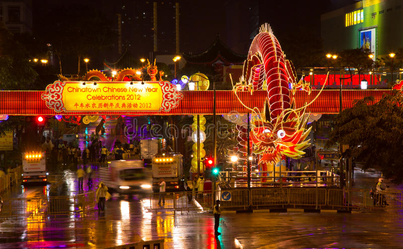 Download Chinese New Year Dragon 2012 Editorial Photography - Image: 22970017