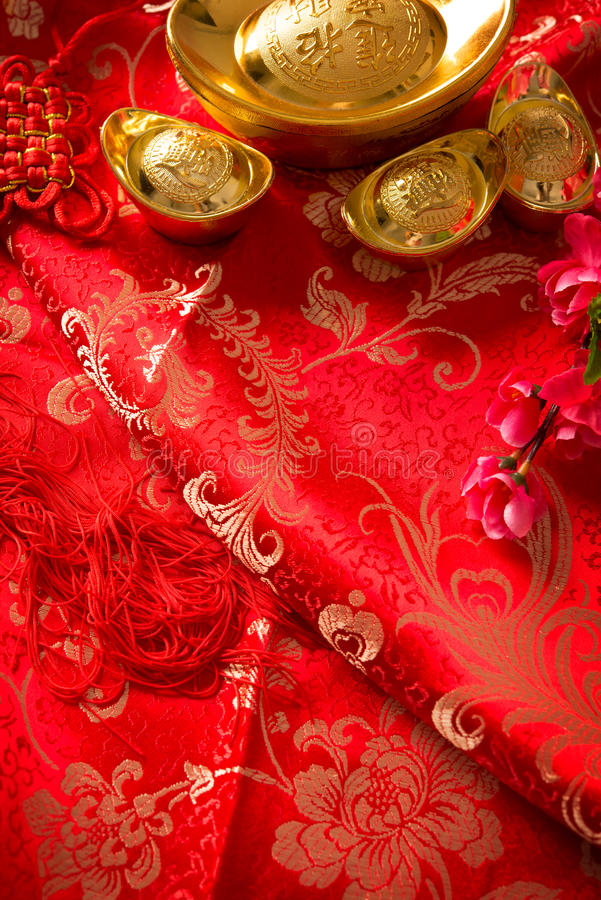 Free Chinese New Year Festival Background Royalty Free Stock Photo - 63489855