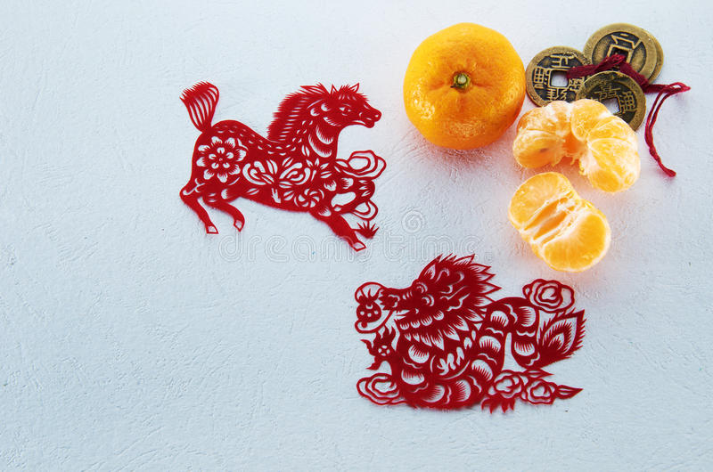 Download Chinese New Year Greeting stock photo. Image of chinese - 22444038