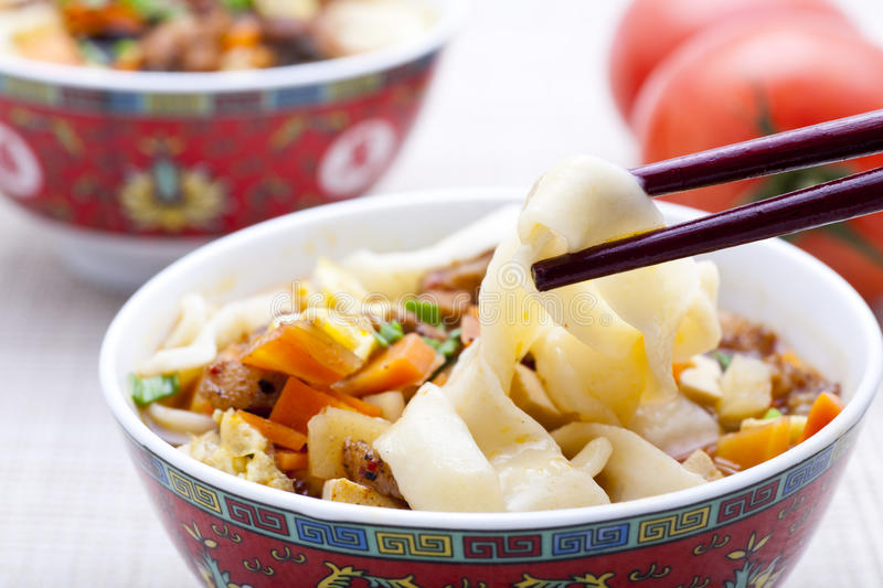 Download Chinese noodle stock photo. Image of china, carrot, close - 23934406
