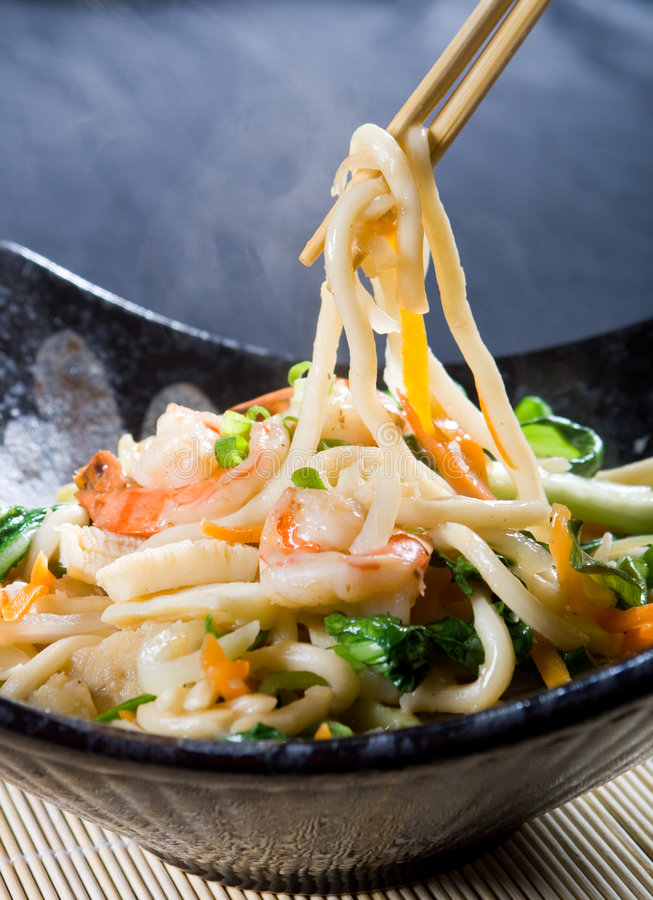 Download Chinese noodles stock image. Image of bamboo, bowl, delicious - 8672009