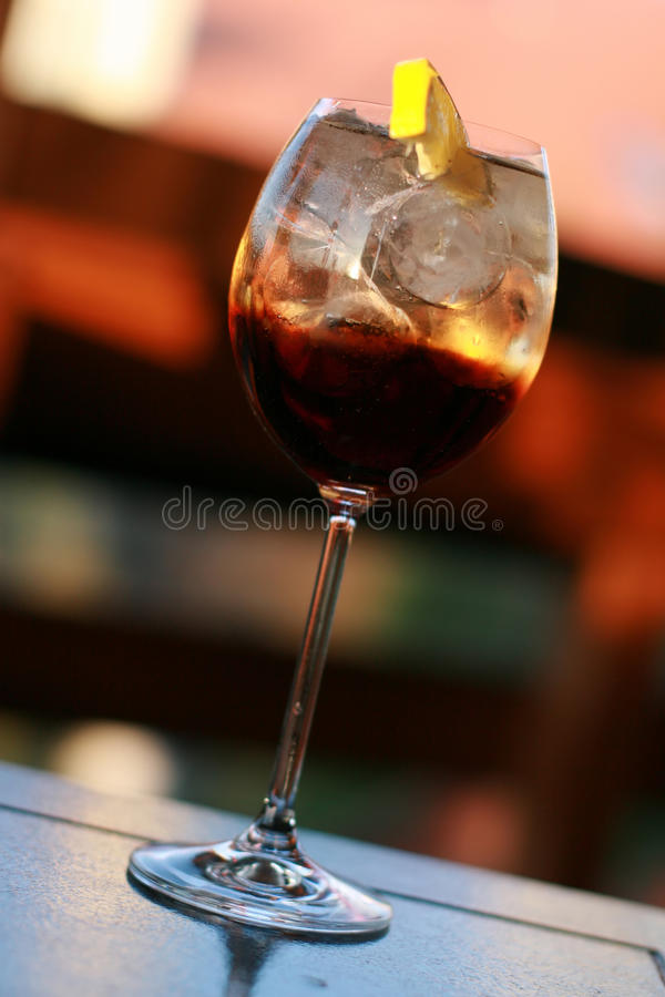 Chinese or oriental drink stock photo