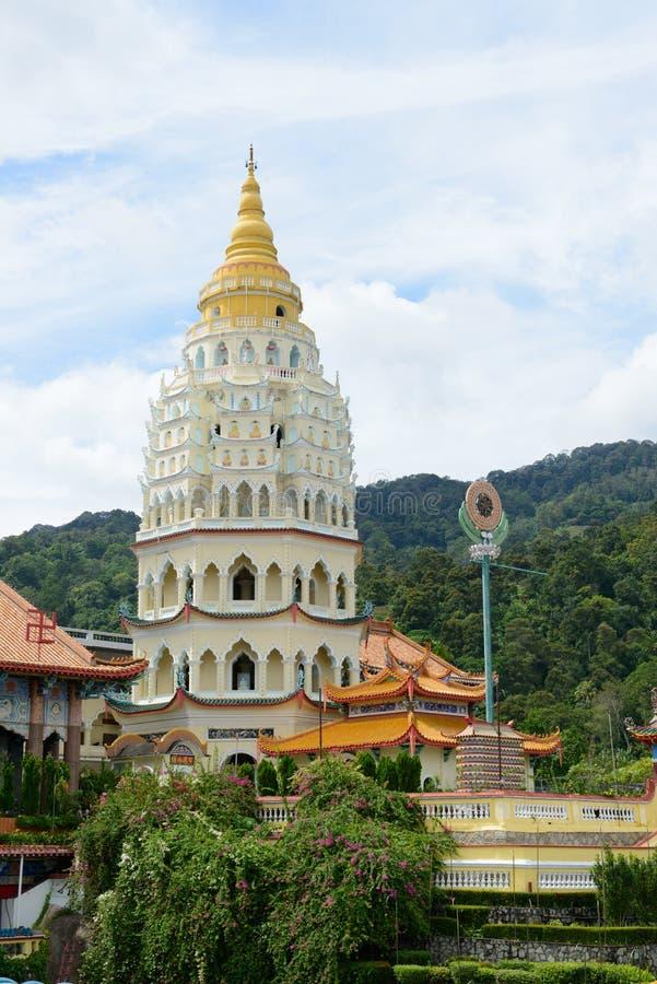 Download Chinese pagoda stock image. Image of malaysia, worship - 28408925