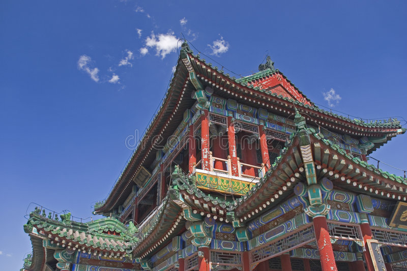 Download Chinese Pagoda Royalty Free Stock Images - Image: 8504279