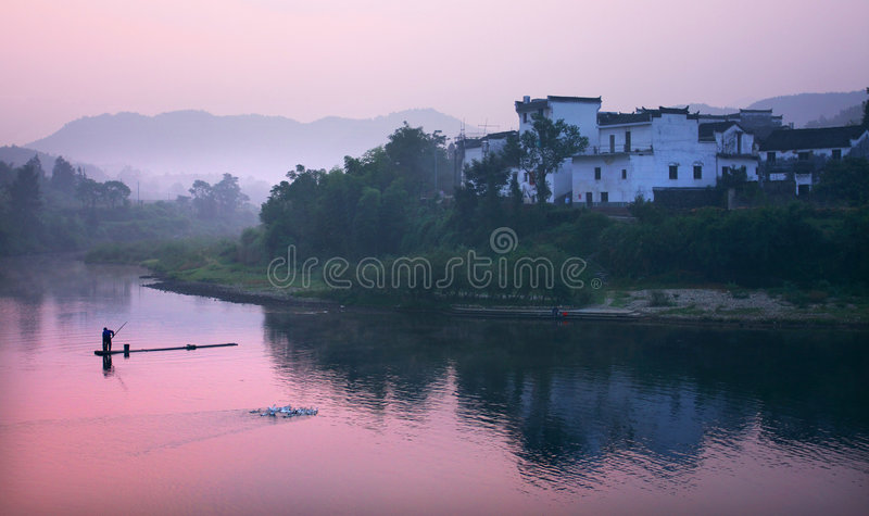 Chinese painting stock photos