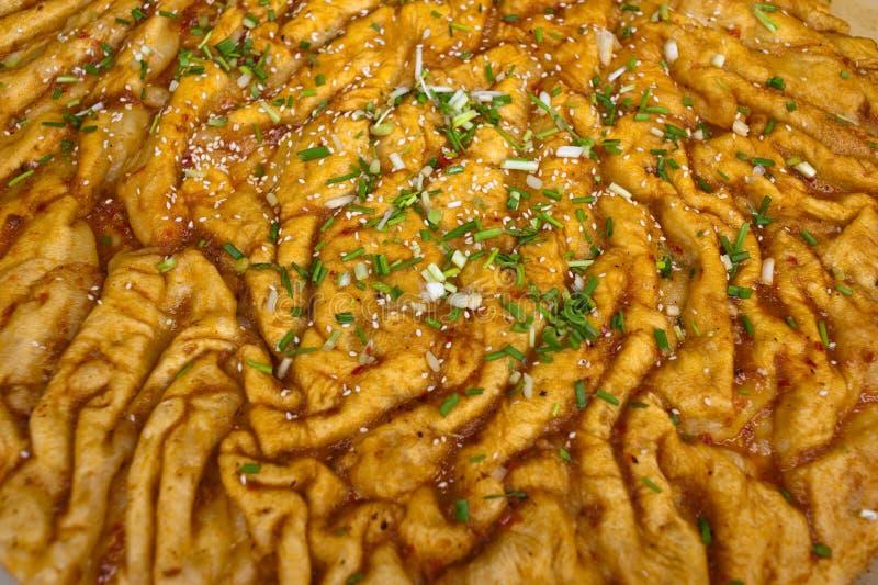 Download Chinese pancake stock photo. Image of cuisine, street - 22991788