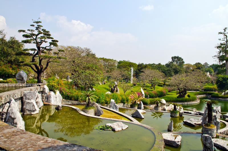 Download Chinese Park Royalty Free Stock Photo - Image: 13302225