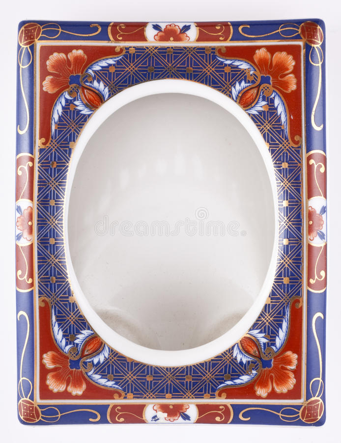 Perfecto Porcelain Picture Frames Adorno - Ideas Personalizadas de ...