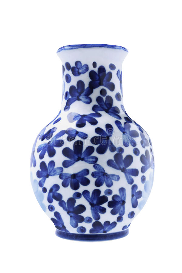 Chinese Porcelain Vase stock images