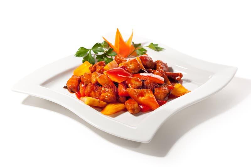 Download Chinese Pork stock photo. Image of china, dish, asian - 42972078