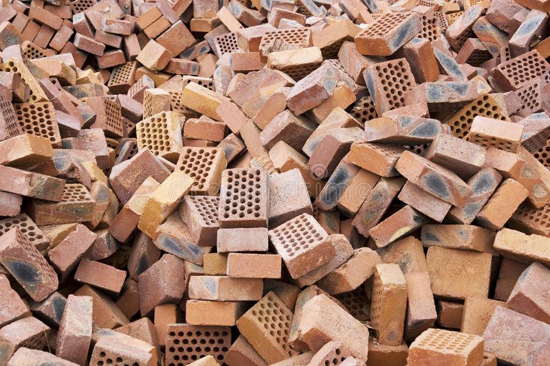 Download Chinese Red Bricks stock image. Image of guangxi, house - 10508025