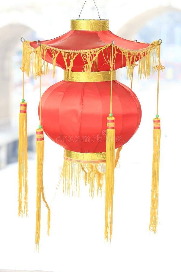 Download Chinese Red Lantern On Snow Stock Image - Image: 28802549