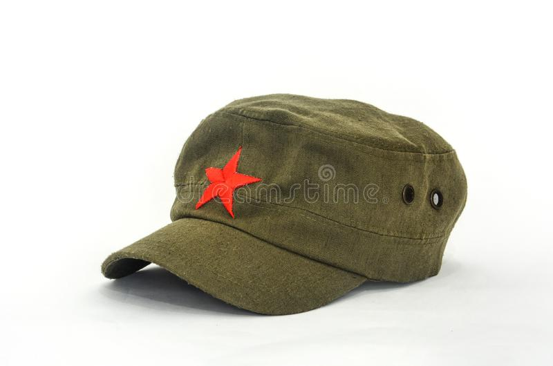 Communist Cap Stock Image Image Of Cloth Souvenir