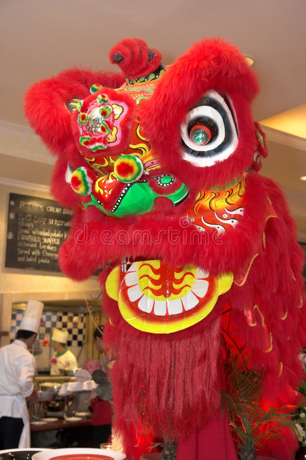 Chinese Restaurant Royalty Free Stock Images