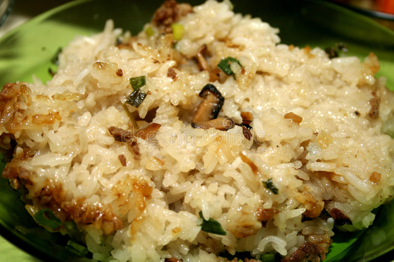 Download Chinese Rich Glutinous Rice Stock Image - Image: 215097