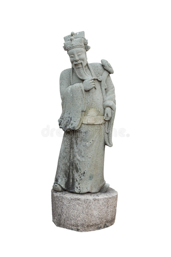 Download Chinese sculpture stock photo. Image of stone, warrior - 39510118