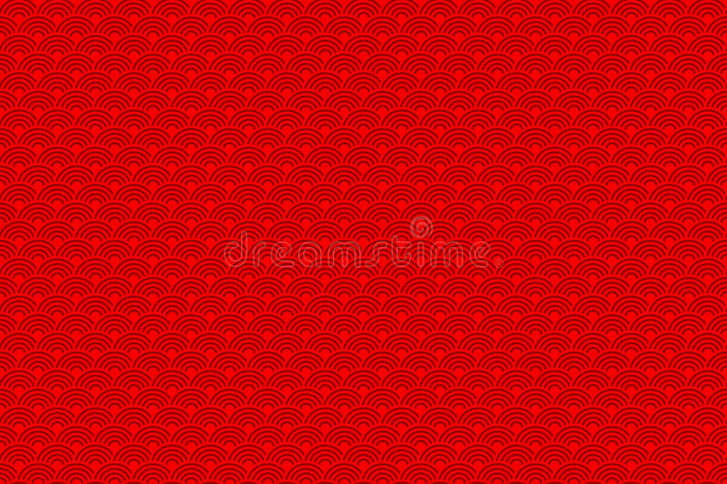 Chinese seamless pattern. Chinese new year 2016. Bright Beautiful vector illustration. Background. vector illustration