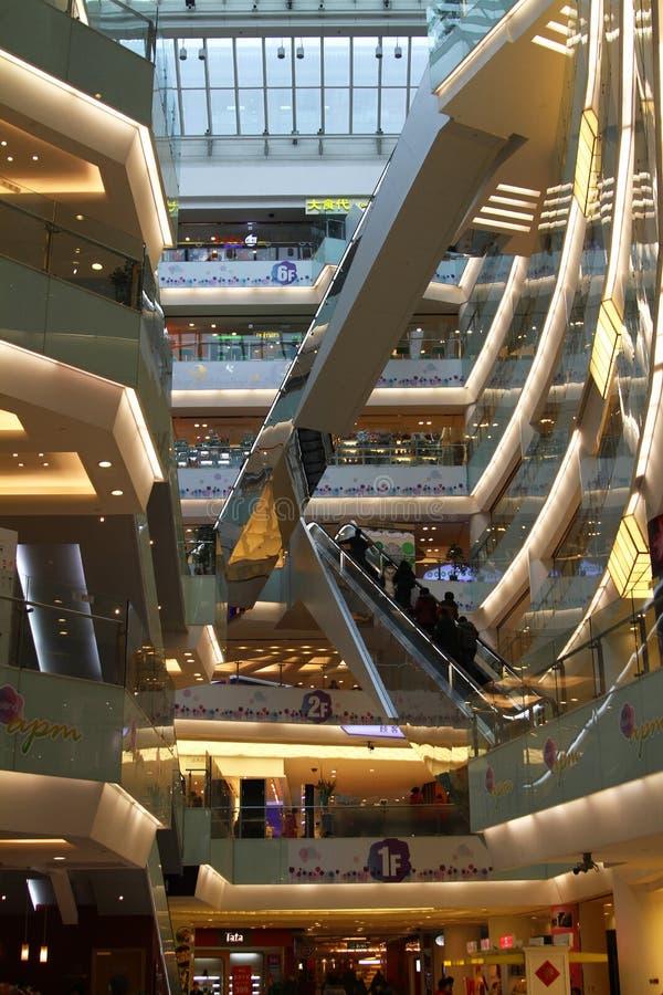 Free Chinese Shopping Mall Stock Photo - 23832370