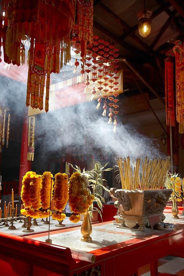 Free Chinese Shrine. Stock Photography - 13982482