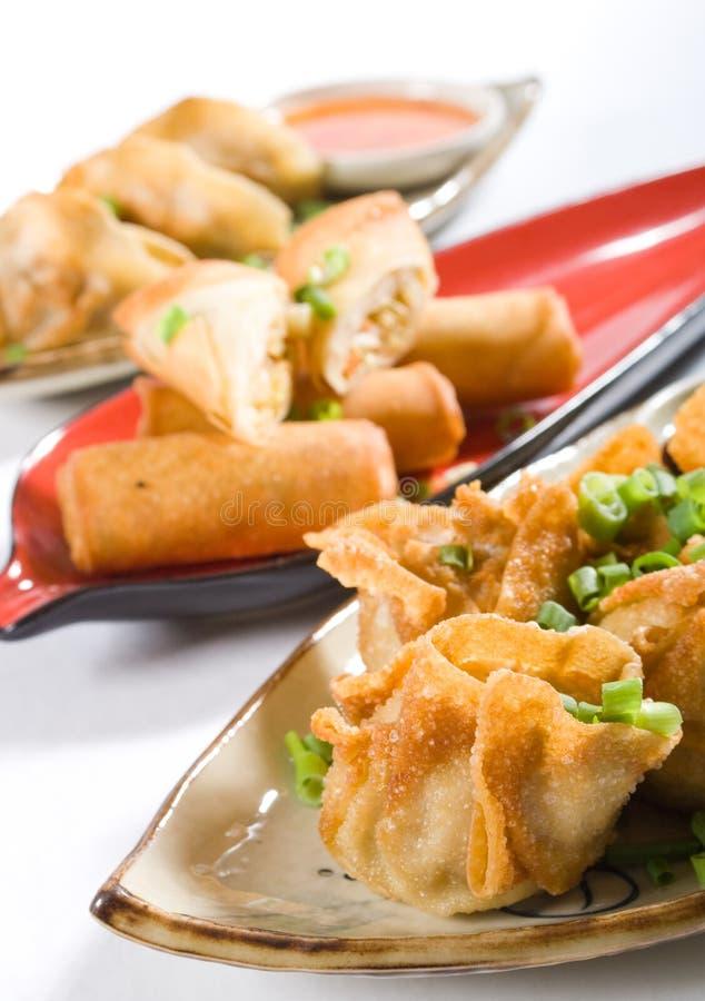 Chinese snacks royalty free stock photos