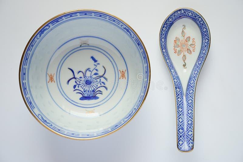 Chinese soepkop royalty-vrije stock afbeelding