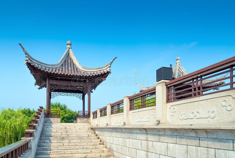 Chinese stijl stock afbeeldingen