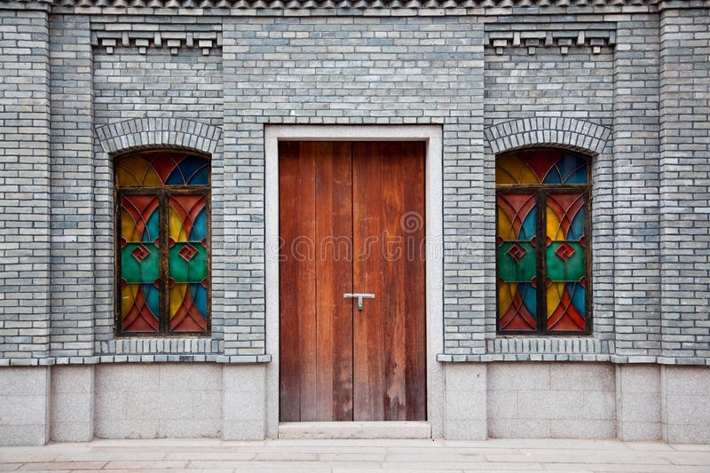 Download Chinese style building stock photo. Image of ornate, arch - 10945762