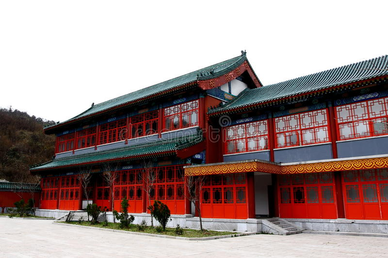 Download Chinese Style Building stock photo. Image of black, china - 19247240