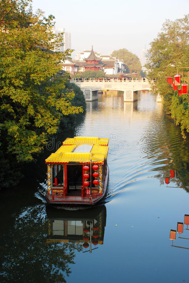 Download Chinese style garden stock photo. Image of water, city - 11921318