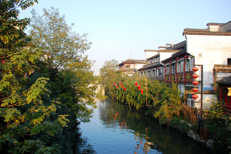 Download Chinese style garden stock photo. Image of water, travel - 11921396