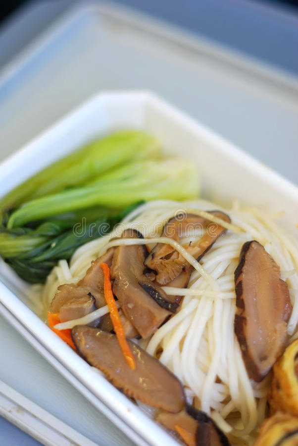 Download Chinese Style Vegetarian Noodles Stock Image - Image: 13391667