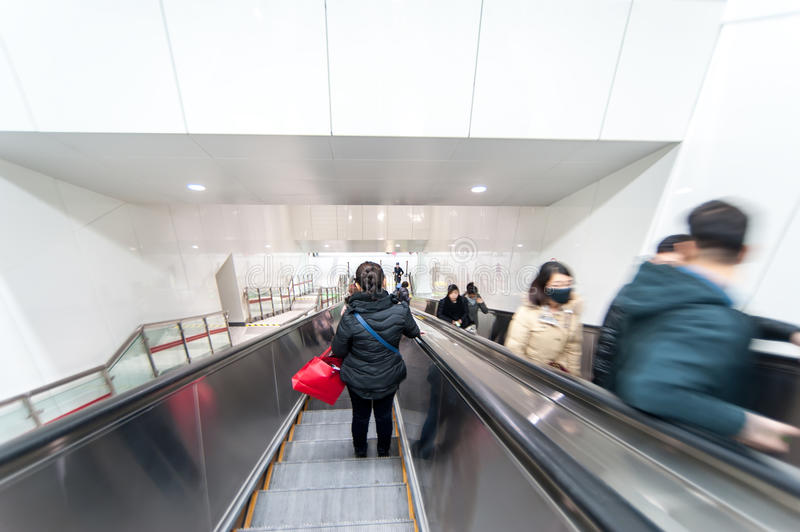Download Chinese Subway Commuters In Zhengzhou Editorial Stock Image - Image: 36299264