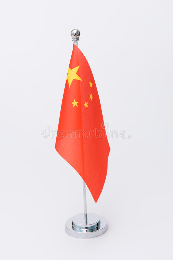 Download Chinese table flag stock photo. Image of discussion, independence - 25793640