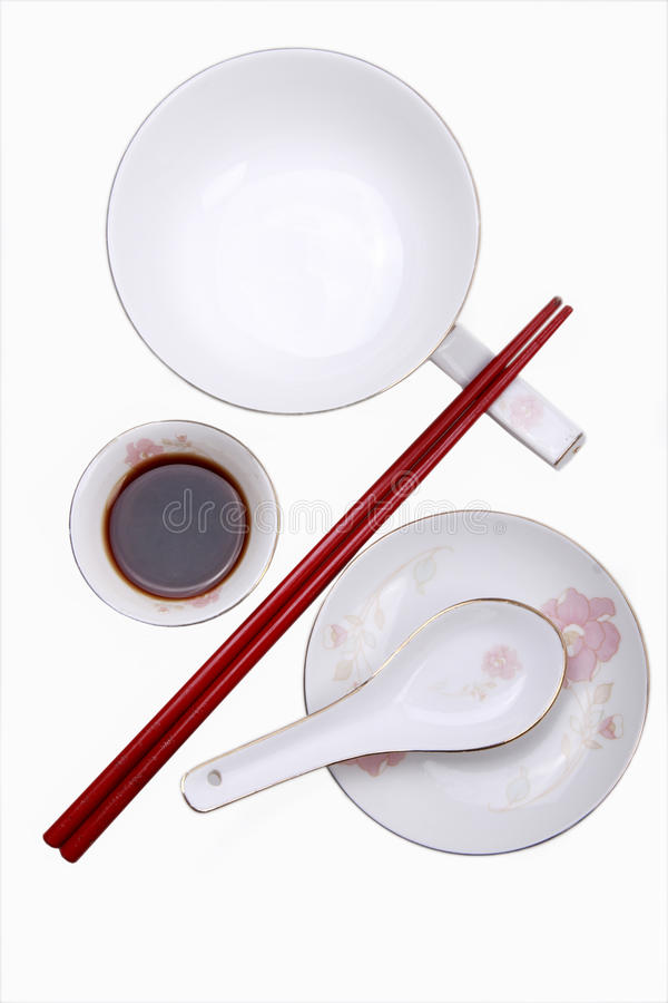 Download Chinese tableware stock image. Image of asia, asian, plate - 10319631
