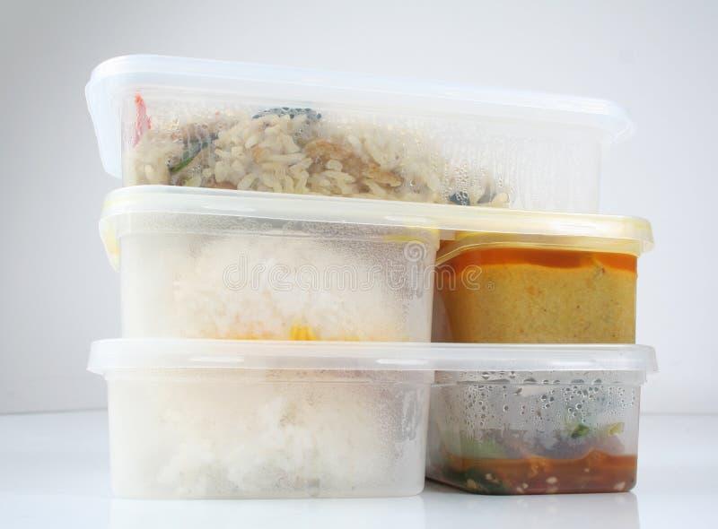 Chinese take away food royalty free stock photo