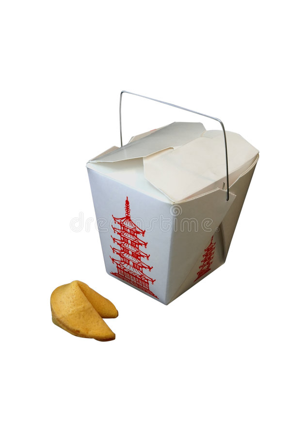 Chinese Take Out stock photos