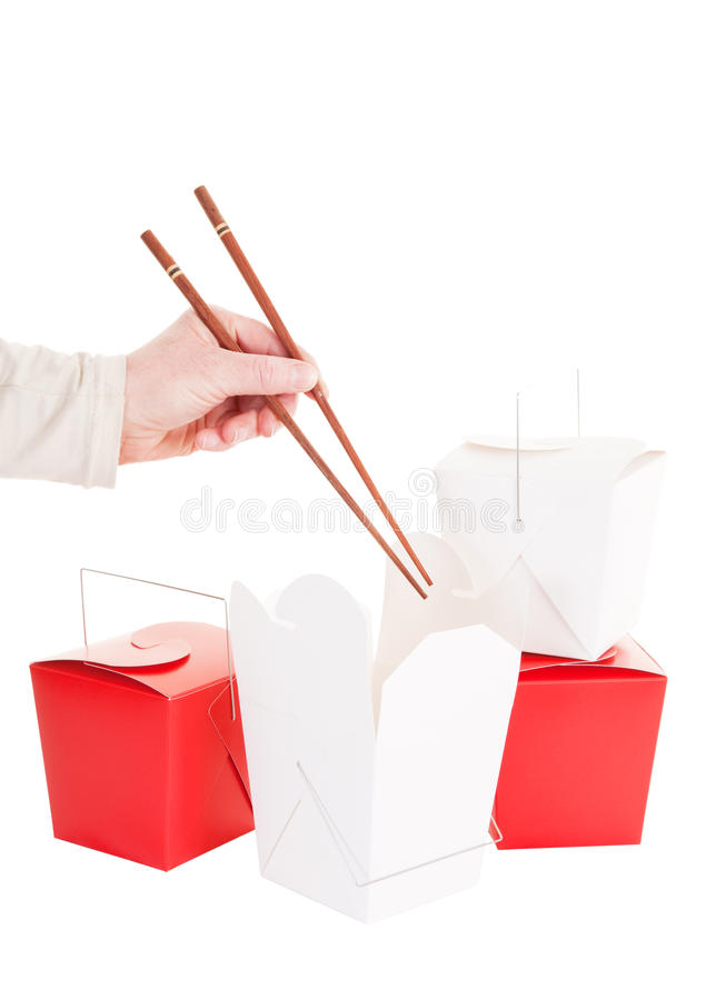 Download Chinese Take-out Royalty Free Stock Photos - Image: 23796388