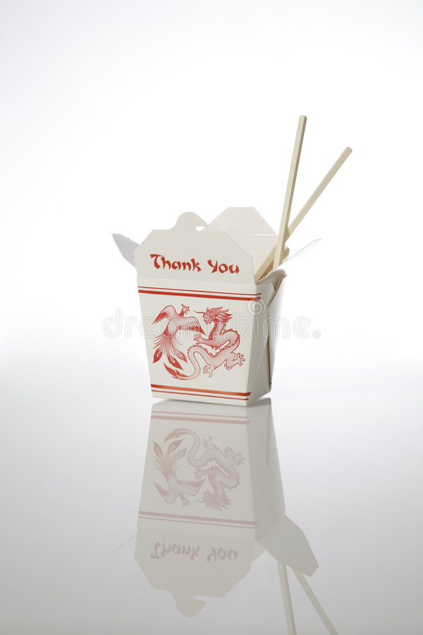 Chinese Take-out royalty free stock photo