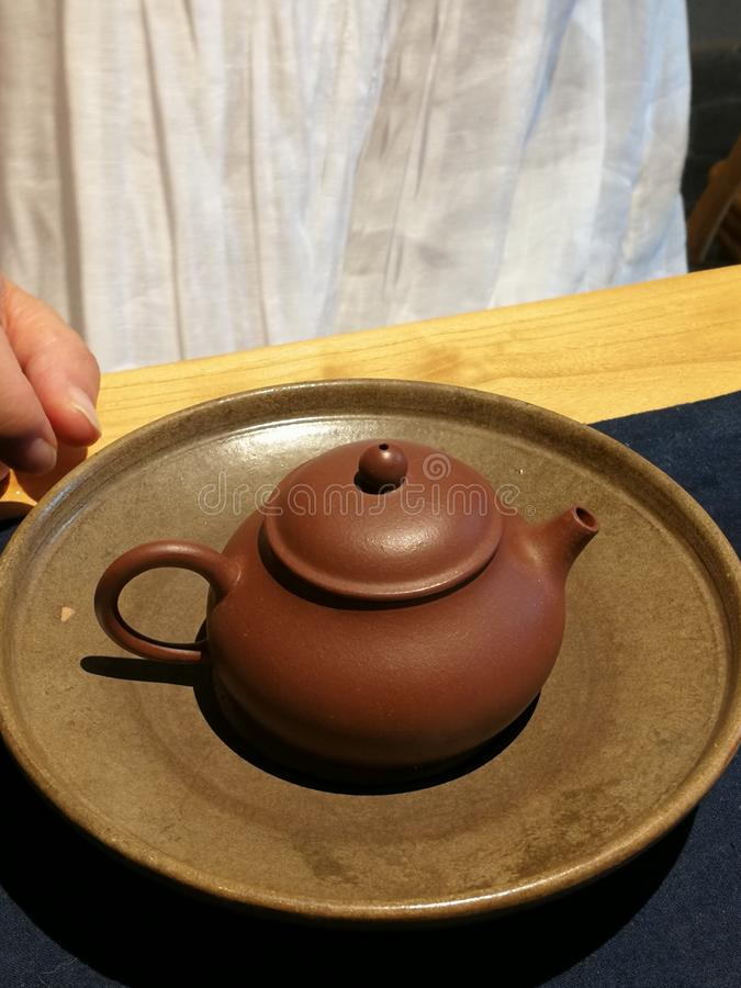 Chinese tea culture and art royalty free stock images