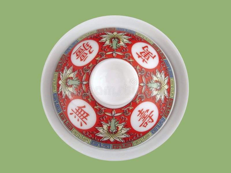 Chinese tea porcelain stock photography