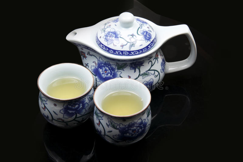 Download Chinese tea set stock image. Image of dinner, culture - 17427527