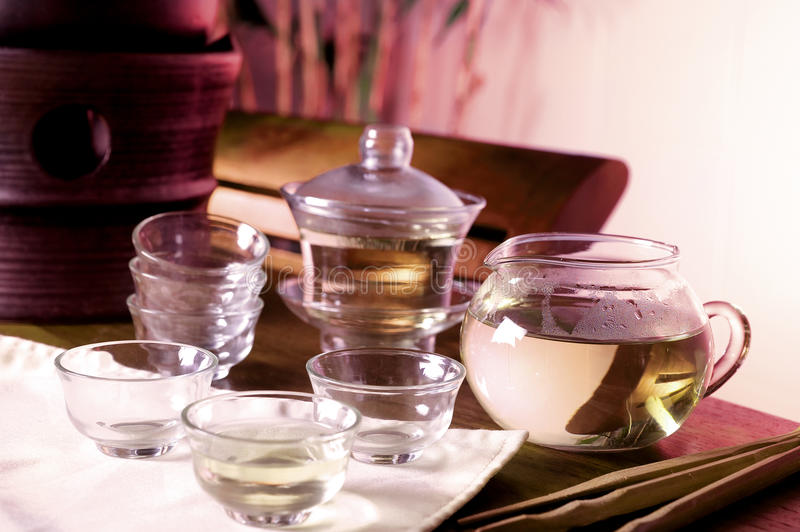 Download Chinese tea set stock photo. Image of chinese, refreshment - 27179510