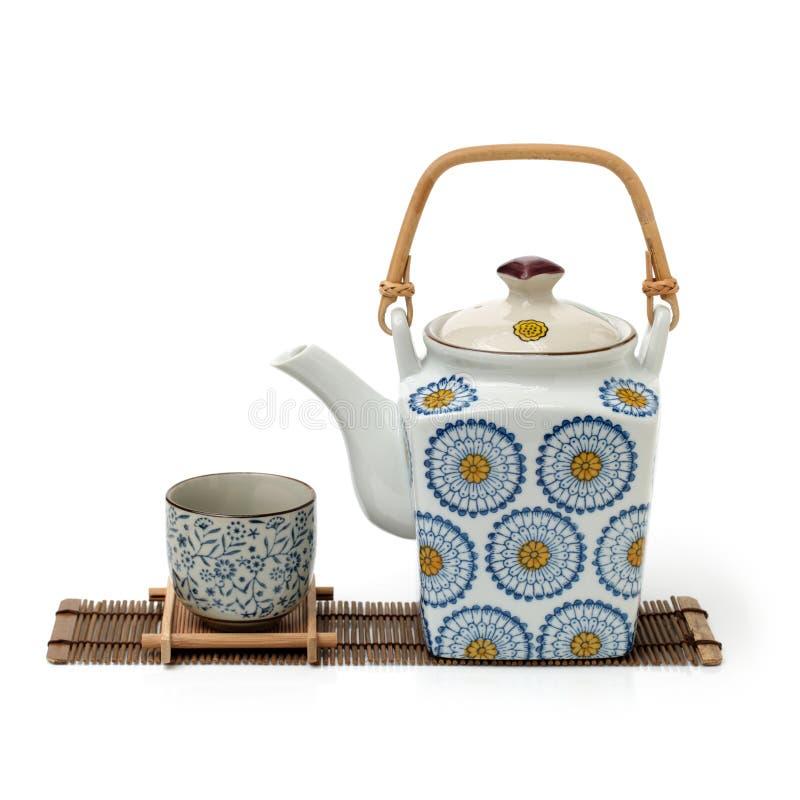 Free Chinese Tea Sets Royalty Free Stock Photo - 106711935